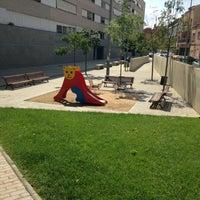 Photo taken at Parc Infantil Canonge Rodó/Joaquim Folguera by Xavier D. on 8/23/2013
