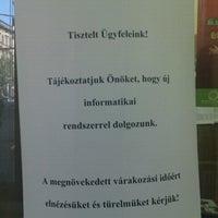 Photo taken at Posta by Danis on 9/28/2012