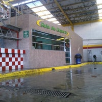 Photo taken at VIPcarwash by Aaron T. on 11/16/2014