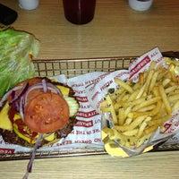 Photo taken at Smashburger by Pete K. on 1/19/2013