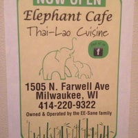 Photo taken at EE-Sane Thai-Lao Cuisine by Brennan S. on 4/30/2014