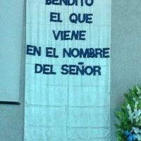 Photo taken at Parroquia Nuestra Señora de San Juan de los Lagos by @dianatigres on 11/25/2012