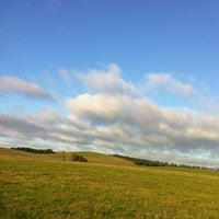 Photo taken at Town Moor by Joe on 10/5/2012