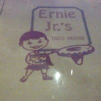Photo taken at Ernie Jr's Taco House by Paul B. on 10/28/2012