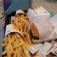 Photo taken at Burger King by Paul R. on 2/15/2013