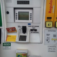 Photo taken at Shell by Diana D. on 3/31/2014