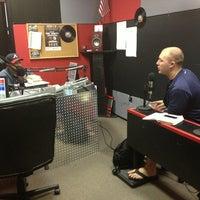 Photo taken at Revocation Radio Studio (http://myrevradio.com) by Keith L. on 4/4/2013