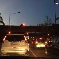 Photo taken at Rama VI Bridge by ShowpowMay J. on 10/2/2016