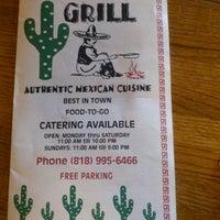Photo taken at El Rancho Restaurant by David M. on 10/24/2012