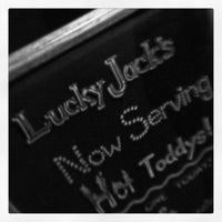 Photo taken at Lucky Jack's by Ajax on 1/19/2013