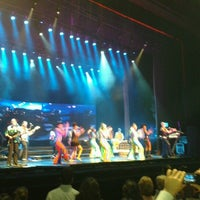 Photo taken at Teatro Bradesco by Nanci A. on 11/7/2012