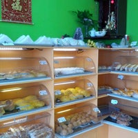 Photo taken at QQ Bakery by Ashley on 8/24/2013