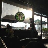 Photo taken at Starbucks by Rey M. on 3/7/2013