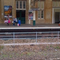 Photo taken at Platform 2 by Aishah N. on 8/25/2013