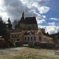 Photo taken at Biertan by Lorenzo on 4/22/2015