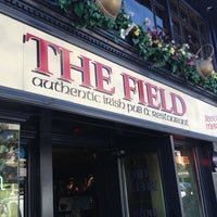 Photo taken at The Field Irish Pub & Restaurant by ✨Misty W. on 7/30/2013