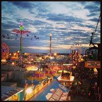Photo taken at South Carolina State Fair by ✨Misty W. on 10/13/2013