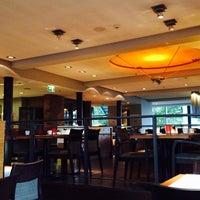 Photo taken at Mövenpick Restaurant by Wladi M. on 6/9/2014