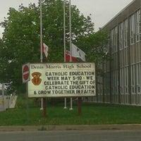 Photo taken at Denis Morris High School by Jodi Y. on 5/11/2013