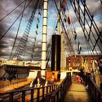 Photo taken at SS Great Britain by Pamela K. on 6/1/2013