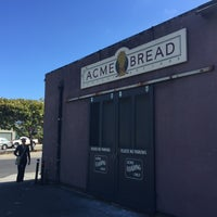 Photo taken at Acme Bread Company by Juan Luis B. on 7/9/2016