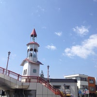 Photo taken at Ishibashi Station by Hideo Y. on 4/15/2013