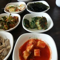 Photo taken at 맛있는밥상 by 기선 차. on 9/14/2012
