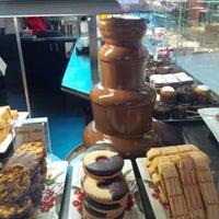Photo taken at Cafe Chocolat by Mick on 7/29/2013