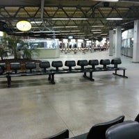 Photo taken at Terminal Rodoviário Miguel Mansur by Ulisses S. on 1/25/2013