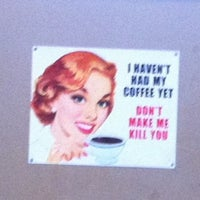 Photo taken at Saxbys Coffee by Erica on 11/6/2012