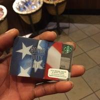 Photo taken at Starbucks by Jizzle G. on 11/8/2014