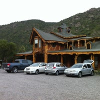 Photo taken at Casa Bosque by Roberto on 10/5/2012