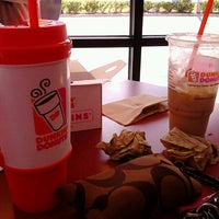 Photo taken at Dunkin Donuts by Shelley D. on 10/1/2013
