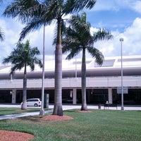 Photo taken at Southwest Florida International Airport (RSW) by Vegan E. on 5/31/2013