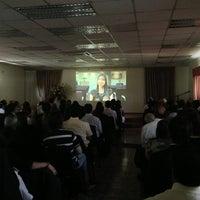 Photo taken at Salon Del Reino Providencia by Simon B. on 3/9/2013