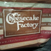 Photo taken at The Cheesecake Factory by Raquel M. on 11/30/2012