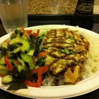 Photo taken at Sansai Japanese Grill by Rick G. on 2/9/2013
