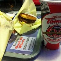 Photo taken at Original Tommy's Hamburgers by Rick G. on 3/30/2013