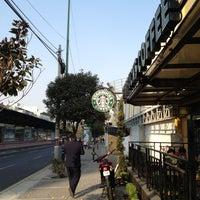 Photo taken at Starbucks by Ixra on 12/18/2012