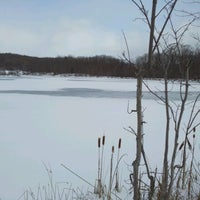 Photo taken at Nescopeck State Park by Deborah on 12/30/2012