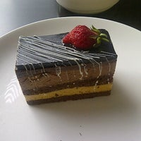 Photo taken at The Harvest Patissier & Chocolatier by Gabriella H. on 5/18/2013
