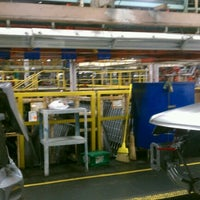 Photo taken at Chrysler Sterling Heights Assembly Plant by Milton S. on 10/6/2012