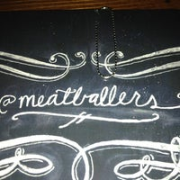 Photo taken at The Meatball Shop by Kristy L. on 2/21/2013