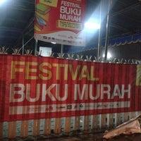 Photo taken at Rumah Buku by Egy R. on 2/4/2013