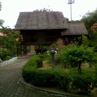 Photo taken at P. Ramlee's House by Zakir Z. on 12/24/2012
