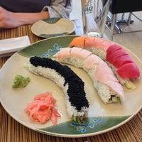 Photo taken at Hamachi Sushi by Tony v. on 10/11/2014