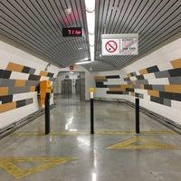 Photo taken at Metro =B= Anděl by Jirka H. on 5/27/2016