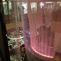 Photo taken at The Chandelier by Ivana M. on 3/18/2013