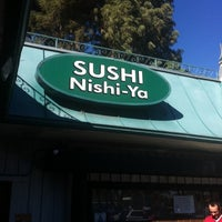 Photo taken at Nishi-Ya by Michael R. on 11/13/2012