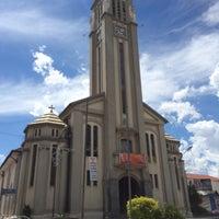 Photo taken at Igreja Matriz São Roque by Rafa C. on 2/14/2015
